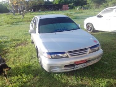 1998 Nissan Pulsar
