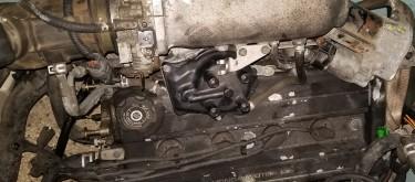 Honda B20B Complete  Engine, Wireloom & Computer