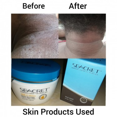 Mud Soap And Body Butter