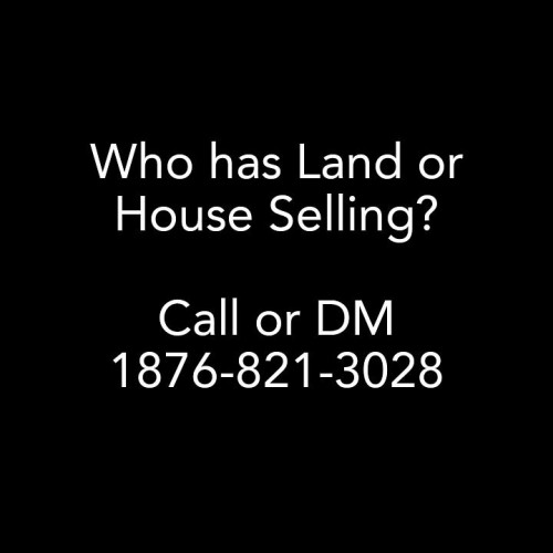 Are You Selling Your Hose Or Land?