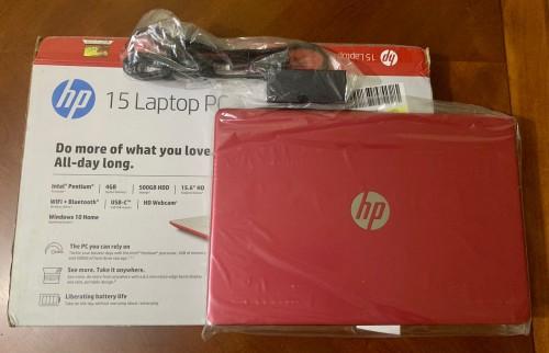 Brand New IN Box HP Laptop
