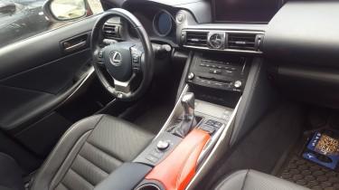 2017 Lexus 200TurboCharged