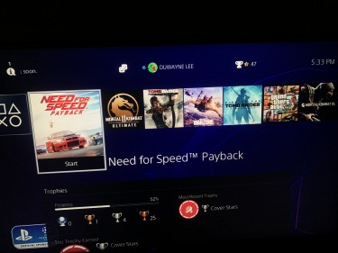 PS4 Getting 10 Games On Console
