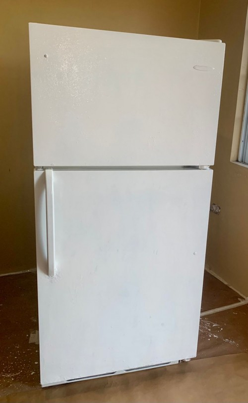 Used Frigidaire Refrigerator-Frost Proof