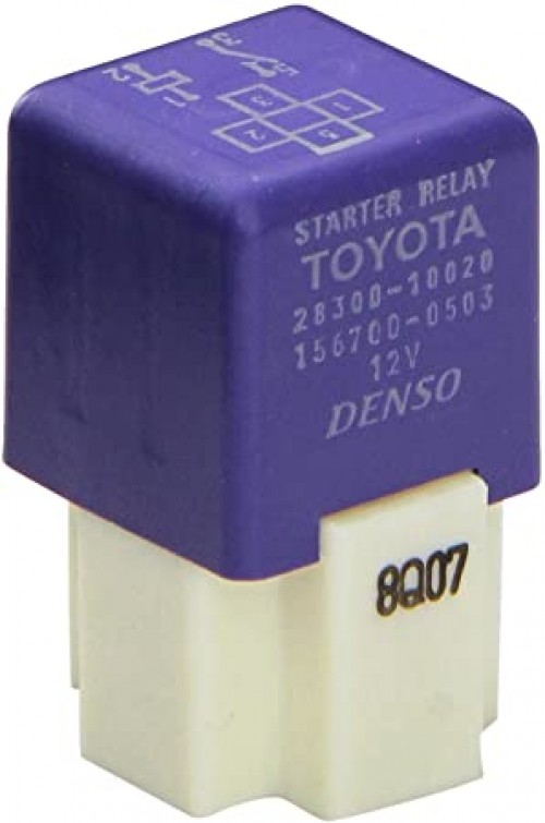 Relay, Starter< Toyota