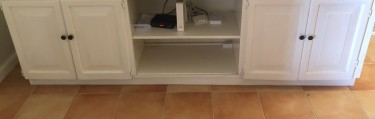 Tv Stand Storage/ Solid Wood