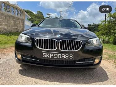 2011 5 Series BMW