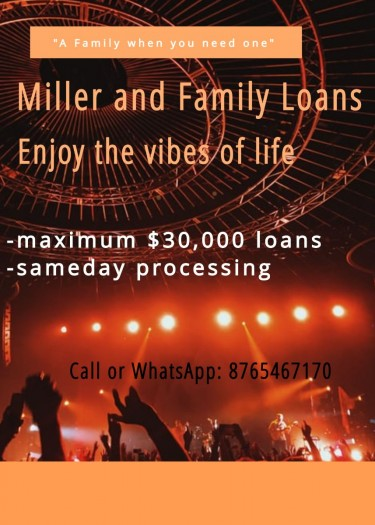 Miller And Family Loans