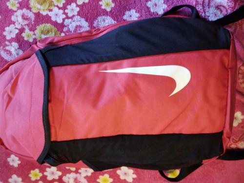Red Nike Gym Bag