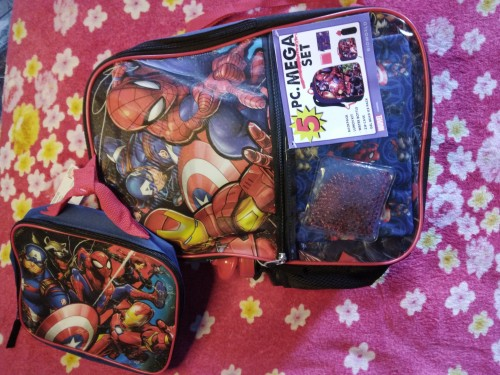 Marvel Boy Bag