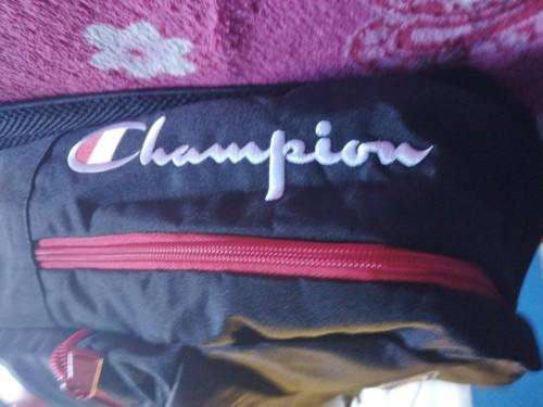 Champion  (red&black)