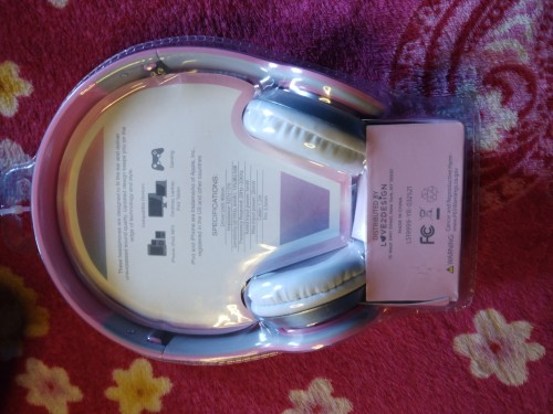 Omg Bag With Headphones
