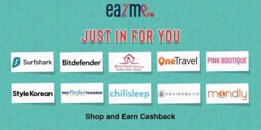 Do You Like To Shop Online? Get 10% Cash Back.