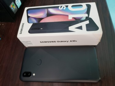 Samsung A10s 32gb New Condition  With Accessories