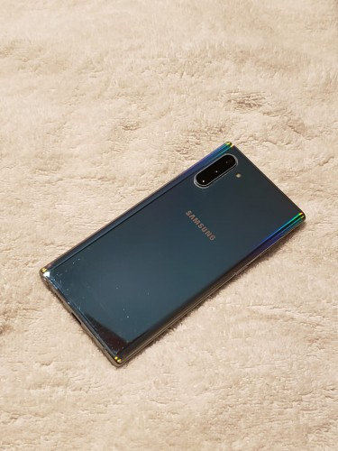 Samsung Galaxy Note 10 Used Excellent Condition