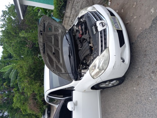 2012 Nissan Tida