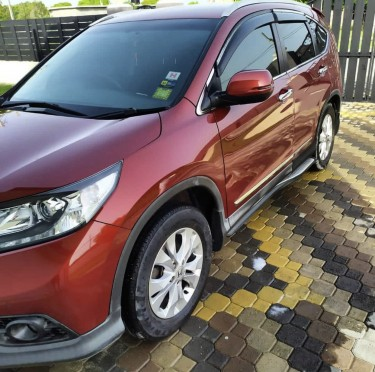 2013 Honda CRV (AWD)