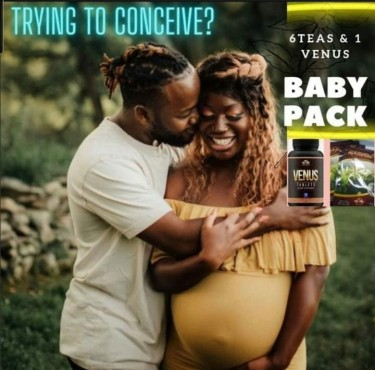 Get Pregnancy If You Can't With3tedivina Detox Tea