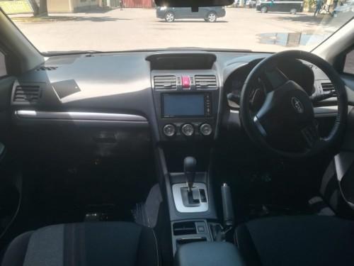 2013 Subaru G4 Button Start