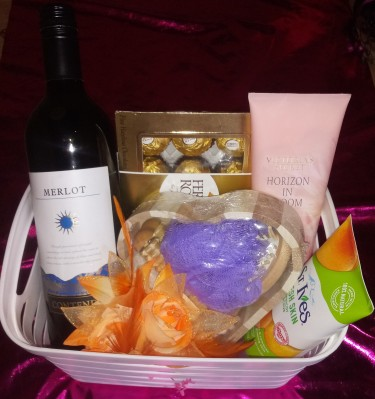 Gift Baskets For Her