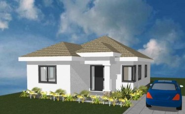 2 Bedrooms House (Newly Built)