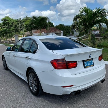 2012 BMW 3 Series Sport