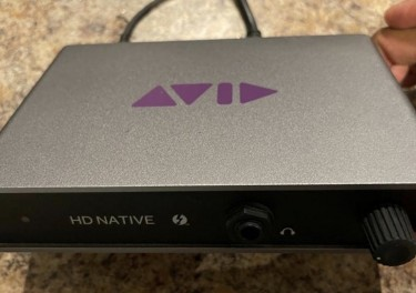 HD Native Thunderbolt Interface With Omni HD