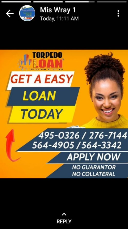 UNSECURE LOANS NO COLLATERAL NO GUARANTOR