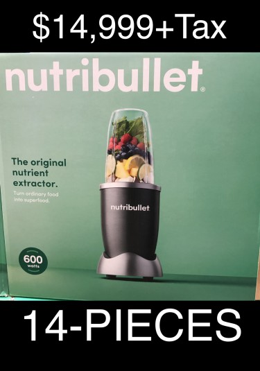 Magic Bullet Starline  Health Food Juicer