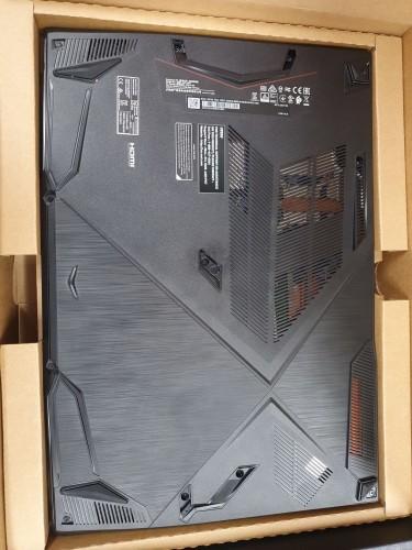 MSI Gf65 10DSR Intel I7 GTX 1660 Ti 512 Gb SSD Gam