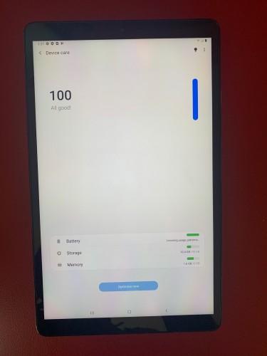 """New Condition 2019 Samsung Galaxy Tab A 10.1"""" 32G"""