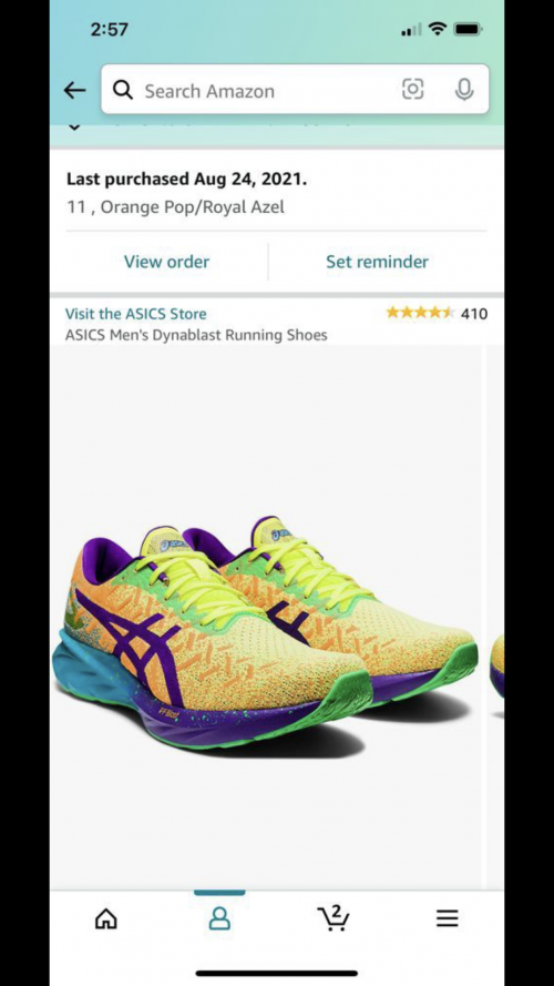 Dynablast Shoes.  Size 11