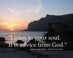 Spiritual Advice