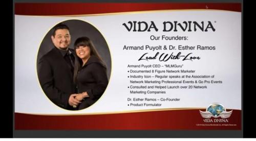 Vida Divina Company Work From Home