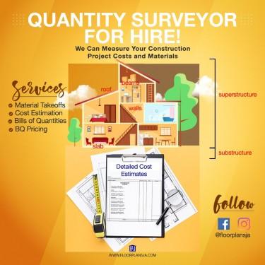 Architectural/3D Designs & Quantity Surveying