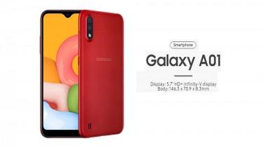 Samsung Galaxy A01(A015M) - Perfect Condition