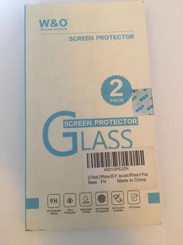 IPhone 6S+ Anti-Spy Screen Protector. X2