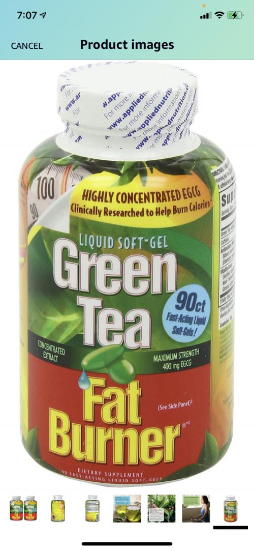 Weight Loss  Green Tea Fat Burner