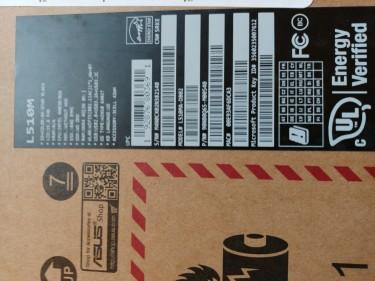 NEW Asus L510M 15.6,128GB,4GB RAM