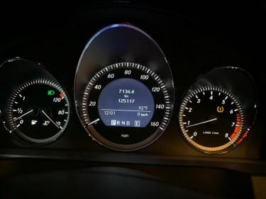 2011 Mercedes Benz C-Class (Luxury)