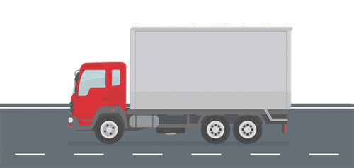 Removal Truck Delivery Your House Item Cheap