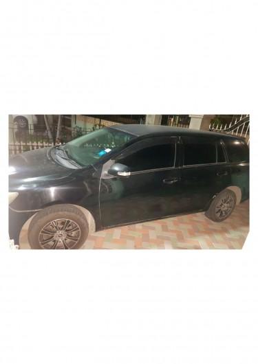 Toyota Fielder 2010   (Black)