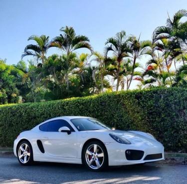 2014 Porsche Cayman Fully Loaded