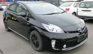 2014 Toyota Prius Hybrid