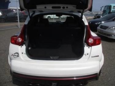 2013 Nissan Juke Nismo Edition