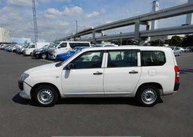 2016 Toyota Succeed