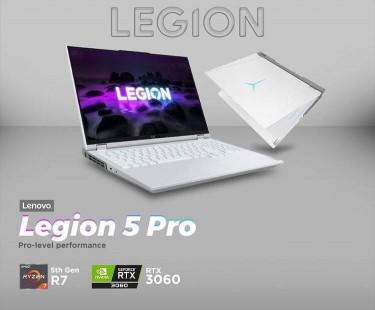 Brand New LEGION 5 Pro 16ACH R7 STORM 3060