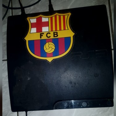 Ps3 For Sale With 30 Games On It...buy And Play