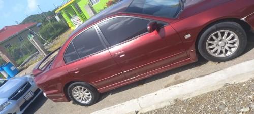 2004 Mitsubishi Gallant