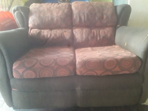 3 Piece Sofa (Previously Owned) In Good Shape